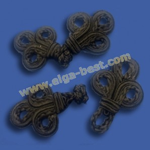 832204 - 10x4cm Frog fasteners
