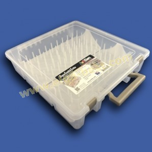 Artbin SuperSatchel Tread organiser 36x38x9cm