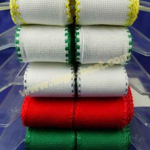 Aida tape coloured