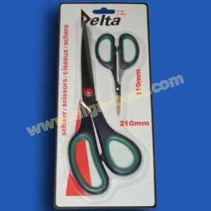 Delta Softring scissor set 210mmx110mm
