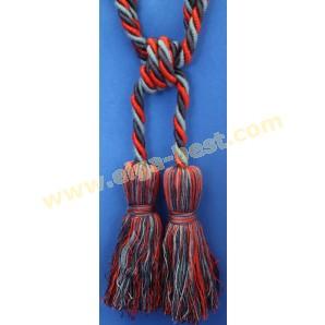 Tie backs Melée colours