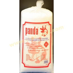 Cushion/pillow stuffing Panda 1kg White