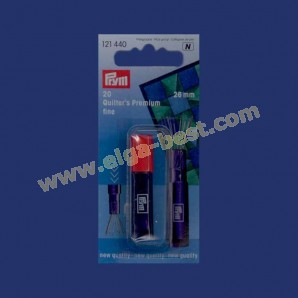 Prym 121440 Quilting needles fine