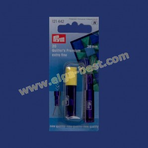Prym 121442 Quilting needles extra fine