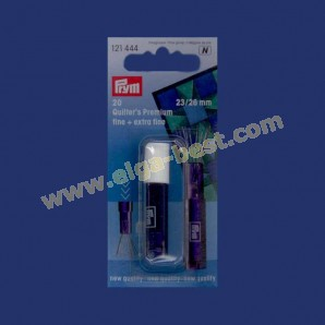 Prym 121444 Quilting needles fine + extra fine