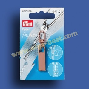 Prym 482134 Fashion zipper rosegold