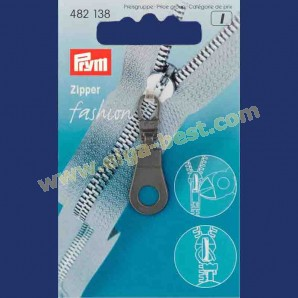 Prym 482138 Fashion Zipper ring