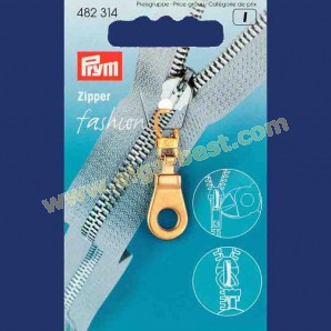 Prym 482314 Fashion Zipper ring