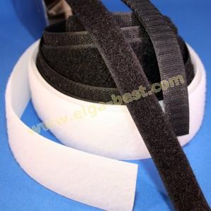 Adhesive velcro loop