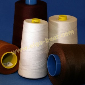 Leather threads ZX polyester / polyester