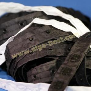 Bodysuit fastener tape