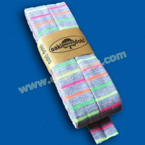 Bias binding Tricot de Luxe Print