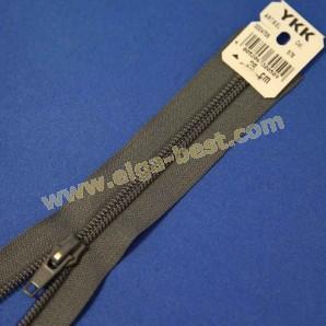 YKK Self service spiral nylon 6mm - open end