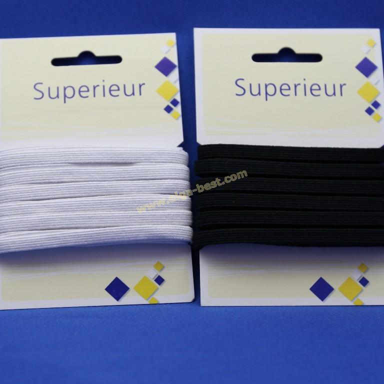 Lingerie elastic 6mm