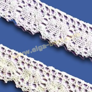 Cotton lace 30901