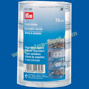 Prym 612396 Stackable boxes