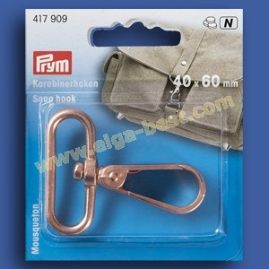 Snap hooks Prym 417909