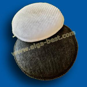 Shoulder pads round 7559