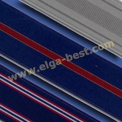 927417003 Hosenträger extra schwer - doppelt 3 Clipsen - 3,5 cm