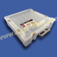 Artbin SuperSatchel Deluxe  43x43x12cm clickbox