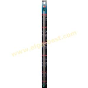 Prym 171303 Stricknadeln aluminium 40cmx2,00mm