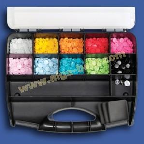 Prym 393900 Colorsnap box
