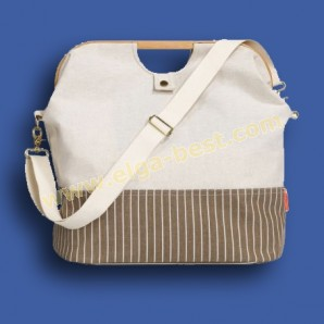 Prym 612562 Travelbag Canvas & Bamboo