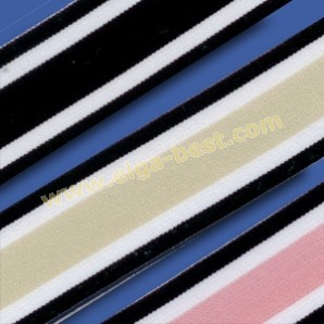 700261 Gummiband streife