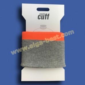 4 Cuffs Borde Neon Lurex 135cmx7cm