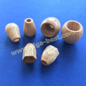 Kordelenden Holz