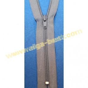 Markenlose Reißverschluss Type 4 Spiral Nylon 4mm - nicht teilbar