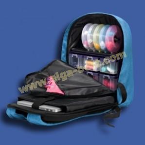 Prym 612568 Backpack Store & Travel Blau