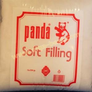 Kissenfüllungen Panda 250gr Weiß