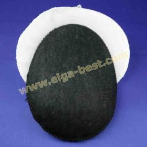 Schulterpolster fiber Raglan STR030