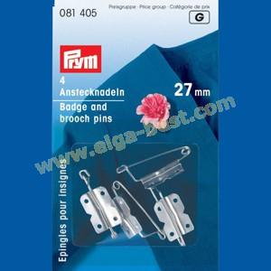 Prym 081443 Anstek Nadel 27mm