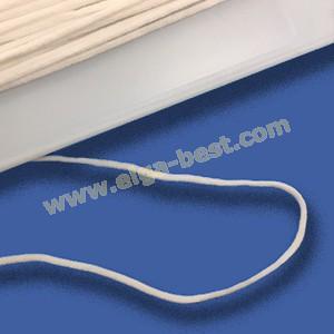 WX 2,5 mmElastische Kordel weiß 100 m