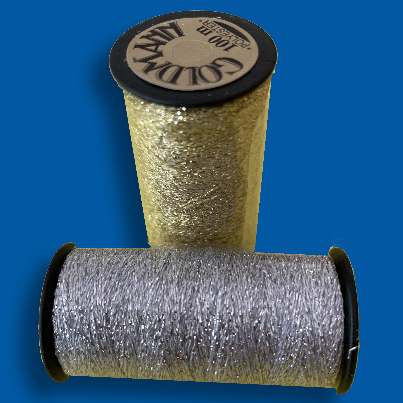 Polyester garn 2405 Metallic
