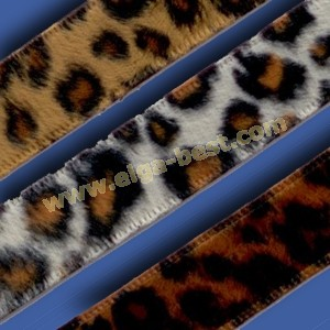 Fur tape animal print