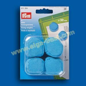 Prym 611384 mini fixiergewichte 30mm