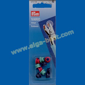 Prym 673126 Embouts