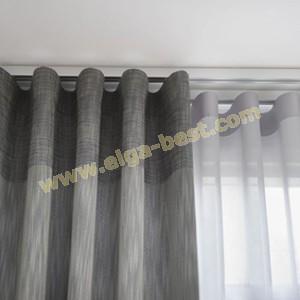 Waveband polyester transparant